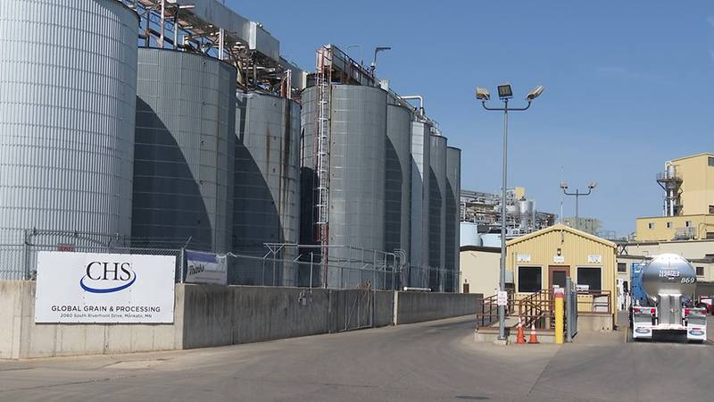 CHS announces expansion and renovation to expand soybean oil refining capacity at Mankato's...
