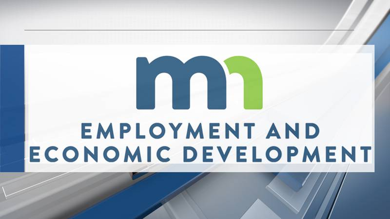 DEED says Minnesota's unemployment rate for August was 3.8%.