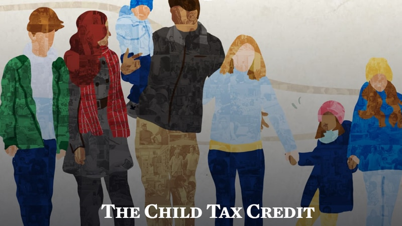 Starting last July Minnesota families started receiving $300 check every month for each child...