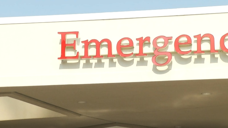 The Emergency Department is pictured Friday, Nov. 20, 2020, at the Mayo Clinic Health System in...