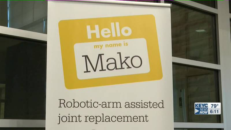 The Stryker's Mako Robotic-Arm Assisted Surgery has assisted surgeons in making a difference in...