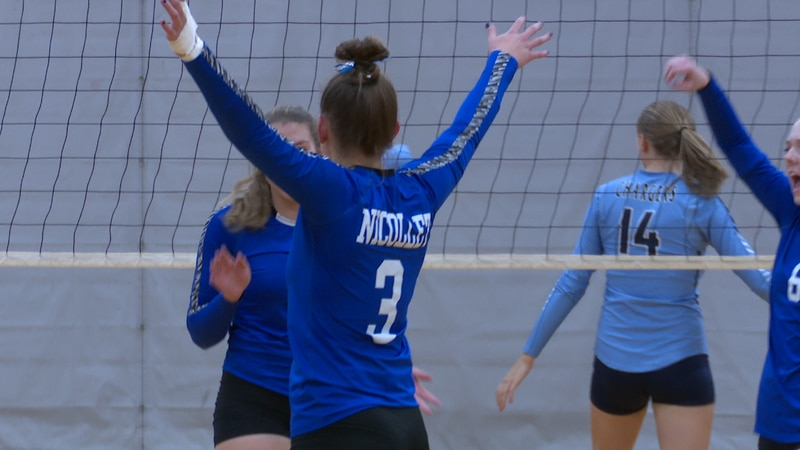 Nicollet volleyball's senior captain, Marah Hulke is a force on the court.