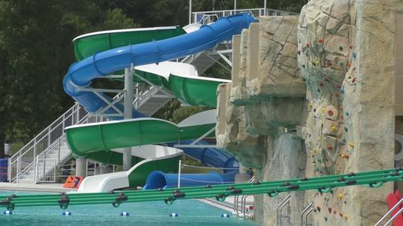 The Spring Lake Park Swim Facility reopens today. The pool was closed following the drowning of...