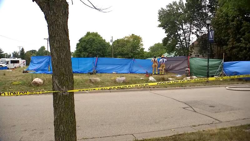 Small plane crashes in Victoria, Minnesota