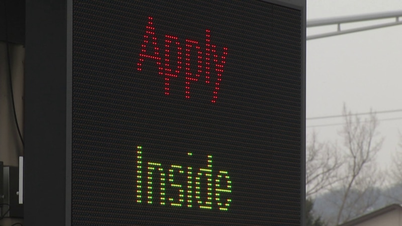 Minnesota adds nearly 15,000 private-sector jobs in the month of May.