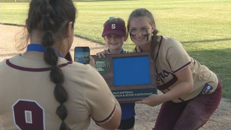 Springfield brings home two section titles Thursday night.
