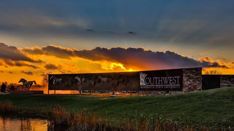 FILE — Southwest Minnesota State University is a public university in Marshall, Minn.