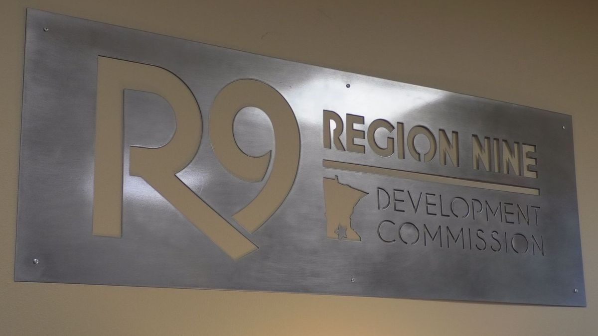 Region Nine is awarded a $200,000 grant from the Blue Cross and Blue Shield of Minnesota...