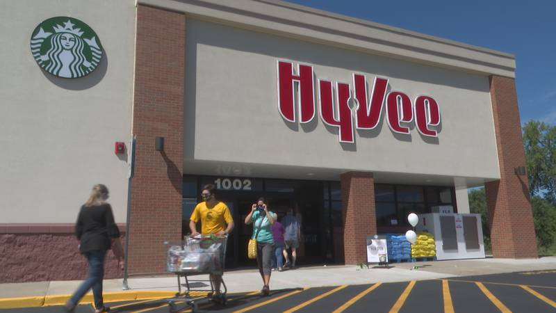 The new Hy-Vee also welcomes St. Peter's first Starbucks including an Asian fusion restaurant,...