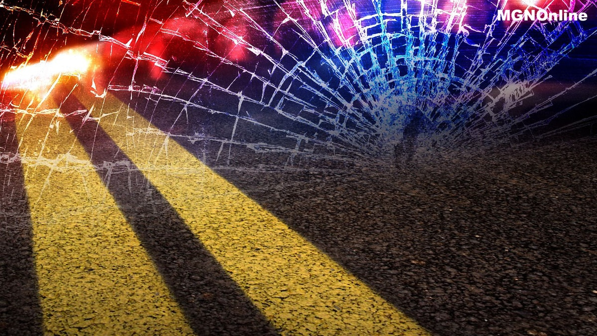 A man is airlifted following a crash in Faribault County Monday evening.