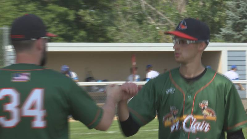 St. Clair picks up its 12th league win.