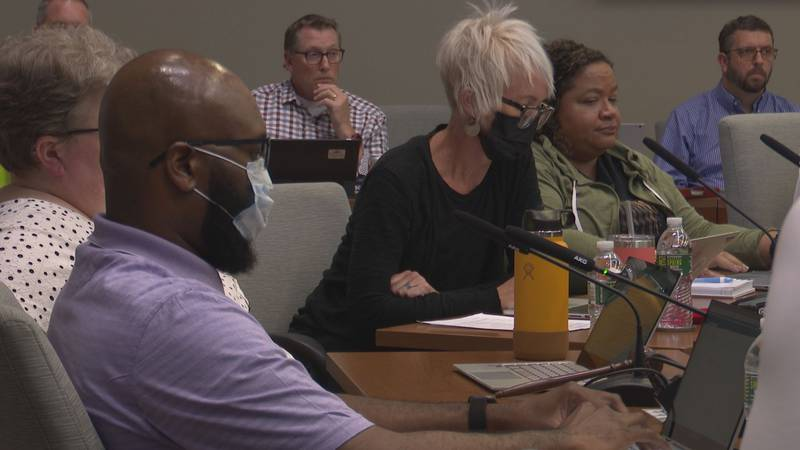 The Mankato school board will vote next week on whether to impose a mask requirement for all...